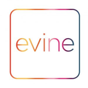 evine home shopping logo
