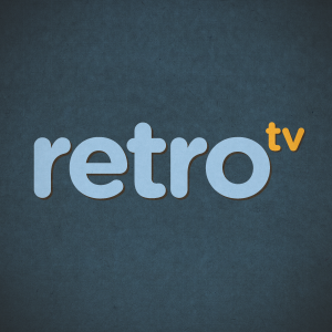 retro tv logo